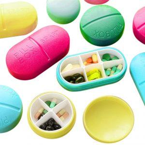 กล่องใส่ยา ตลับยา