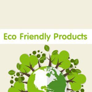 ECO Products ผลิตภัณฑ์รักษ์โลกฟางข้าวสาลี