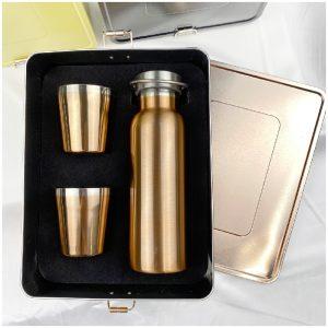 Gift Set ของขวัญ กล่องเหล็ก x สินค้ารักษ์โลก