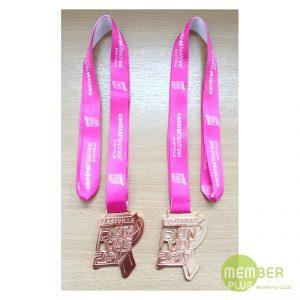 สั่งทำเหรียญงานวิ่ง ออกแบบเหรียญรางวัล