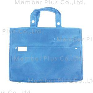 กระเป๋าใส่คอมพิวเตอร์โน๊ตบุ๊คและเอกสาร กระเป๋าพรีเมี่ยม สกรีนโลโก้