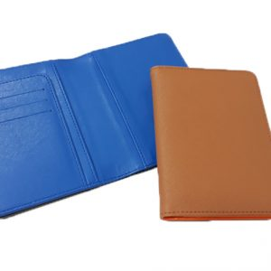 กระเป๋าหนังใส่พาสปอต Multi Pouch bag / Passport Holder