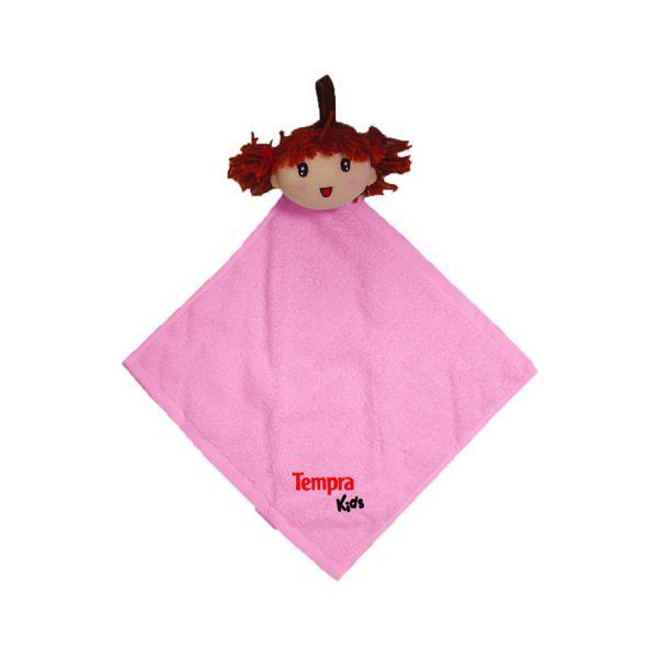 ผ้าเช็ดมือ แฟนซี รูปสัตว์ สั่งปักโลโก้
