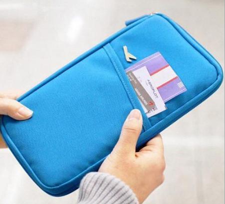 Travel Wallet and Passport holder
