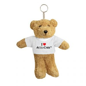 พวงกุญแจตุ๊กตาหมี สั่งทำพวงกุญแจ