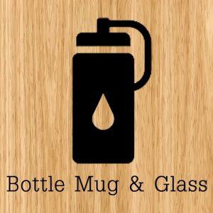 แก้วพรีเมี่ยม Bottle Mug & Glass