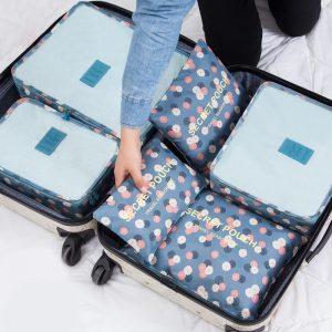 กระเป๋าจัดระเบียบ 6 in 1 Bag in Bag