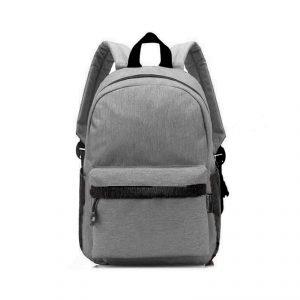 กระเป๋าเป้พรีเมี่ยม เป้สะพายหลังใส่ Laptop สกรีนโลโก้