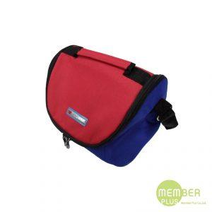 กระเป๋าพรีเมี่ยม เก็บความเย็น สกรีนโลโก้ Cooling Bag