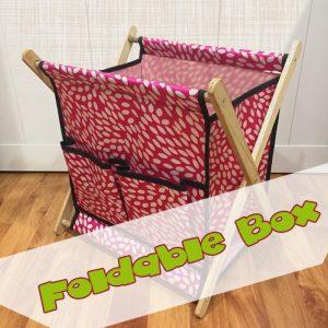 Foldable Box