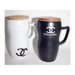 สกรีนแก้วเซรามิคพรีเมี่ยม Ceramic Mug