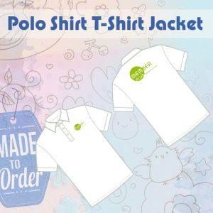 Polo Shirt T-Shirt Jacket