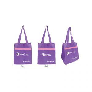 กระเป๋าสปันบอนด์สกรีน 1 สี 1 ตำแหน่ง