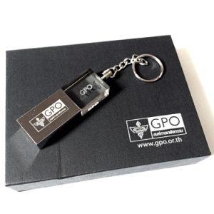 แฟลชไดร์ฟคริสตัล Crystal USB Flash Drive