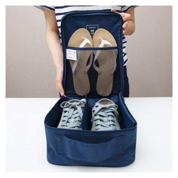 กระเป๋าใส่รองเท้าพรีเมี่ยม