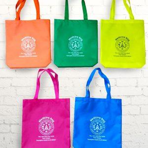 สกรีนถุงผ้าสปันบอนด์ Spunbond Bag