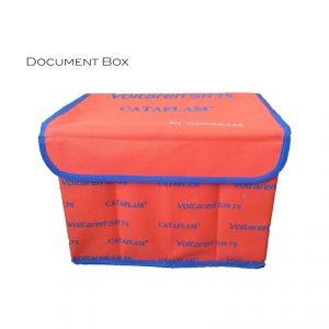 กล่องเอกสารพับเก็บได้ ของพรีเมี่ยม