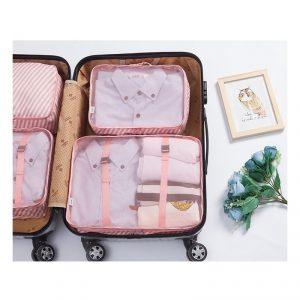 กระเป๋าจัดระเบียบ กระเป๋าเสริม 6 in 1 สำหรับเดินทาง