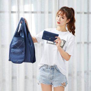 Weeklight Foldable Bag กระเป๋าพับได้