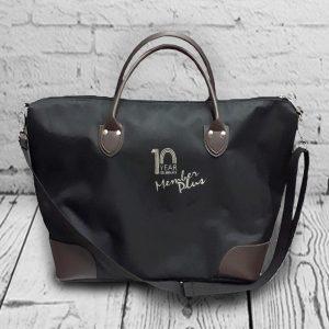 กระเป๋าถือ มีสายปรับได้ กระเป๋าพรีเมี่ยม สกรีนโลโก้