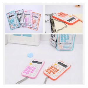 Calculator เครื่องคิดเลข พรีเมี่ยม สกรีนโลโก้