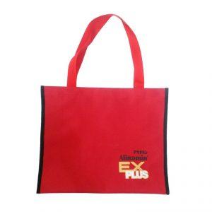 กระเป๋าผ้าดิ๊บต๊อบ กระเป๋าพรีเมี่ยม สกรีนโลโก้
