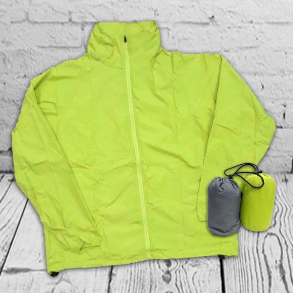 เสื้อแจ็คเก็ต กันน้ำ กันแสง UV ปักโลโก้