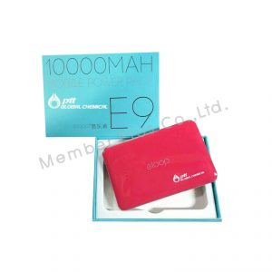 Power Bank พรีเมี่ยม สกรีนโลโก้ แบตสำรอง eLoop 10000mAh