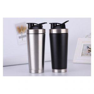 แก้ว Stainless Vacuum ขนาด 750ml Shake Mug พรีเมี่ยม สกรีนโลโก้
