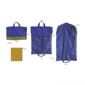 กระเป๋าคลุมเสื้อสูท ถุงคลุมสูท Suit Bag ของพรีเมี่ยม สกรีนโลโก้