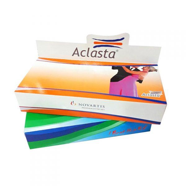 กล่องทิชชู่แบบป๊อบอัพ Tissue Box (Popup)