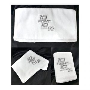 สั่งปักโลโก้ผ้าขนหนู ผ้าเช็ดมือ ผ้าเช็ดหน้า Towel