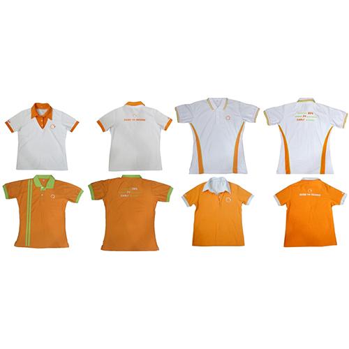 สั่งตัดเสื้อโปโล POLO Shirt ผ้า Dry-Tech พร้อมปักโลโก้