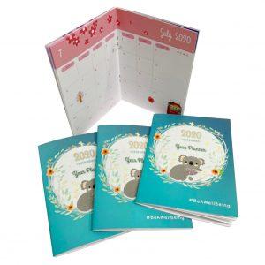 สั่งพิมพ์ Diaries & Year Planners