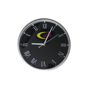 นาฬิกาแขวนผนัง Wall Clock นาฬิกาพรีเมี่ยม สกรีนโลโก้