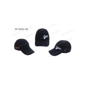 หมวกเสริมโครงนิรภัย หมวกนิรภัย ปักโลโก้ 3M Comfort Cap