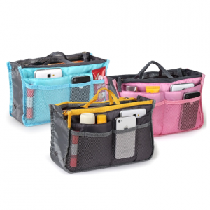 กระเป๋ายจัดของ จัดระเบียบ กระเป๋าเสริม พรีเมี่ยม สกรีนโลโก้