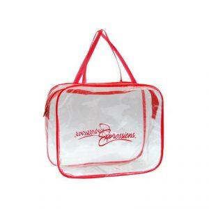 กระเป๋า PVC มีสายสะพาย พรีเมี่ยม