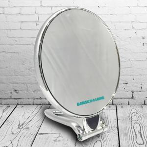 กระจกตั้งโต๊ะ Mirror พรีเมี่ยม สกรีนโลโก้