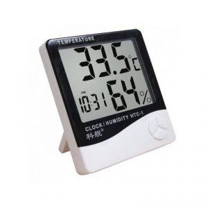 นาฬิกาดิจิตอล ตั้งโต๊ะ พรีเมี่ยม สกรีนโลโก้