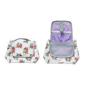 สกรีนกระเป๋า กระเป๋าใส่ของ ลายดอกไม้ พรีเมี่ยม