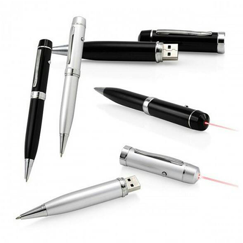 ปากกา Touch Pen Laser Pointer