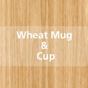 Wheat Mug & Cup
