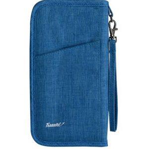 กระเป๋าพาสปอร์ต Passport Holder Bag ใส่หนังสือเดินทางหรือใส่นามบัตร พรีเมี่ยม Screen Logo สกรีนโลโก้ Premium Products
