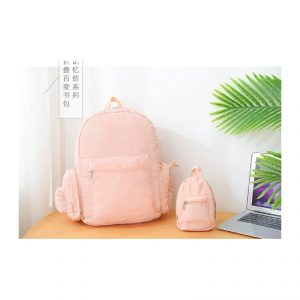 กระเป๋าเป้ Backpacks พรีเมี่ยม สกรีนโลโก้