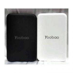 Yoobao Polymer B8 8000mAh Powerbank แบตสำรองขนาดพกพา กระทัดรัด