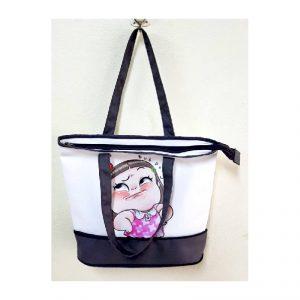 กระเป๋าสะพายข้าง กระเป๋าช้อปปิ้ง Shopping Bag