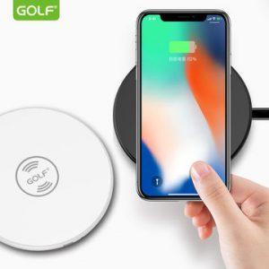 Golf Wireless Charger WQ3 Power Bank รองรับการชาร์จแบบไร้สาย
