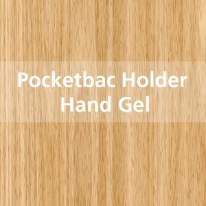 Pocketbac Holder Hand Gel