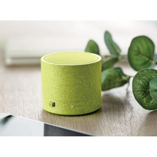 ลำโพง Bluetooth Eco Wheat Speaker
